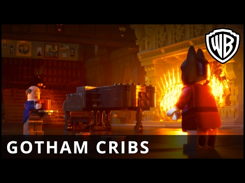 The LEGO® Batman™ Movie - Gotham Cribs - Warner Bros. UK