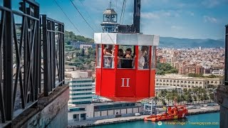 Barcelona: Montjuic Cable Car 1