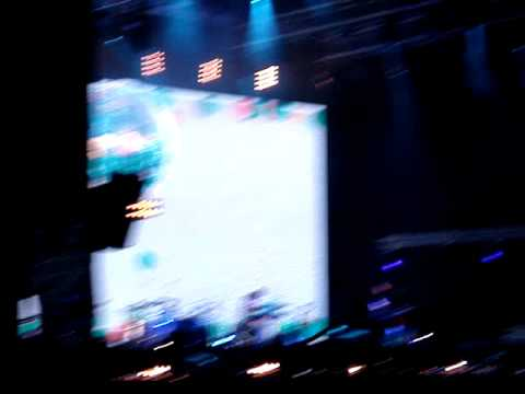 Depeche Mode en Costa Rica- Policy Of Truth- Oct/8/09