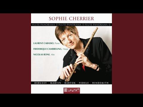 Flute Sonata: I. Heiter bewegt
