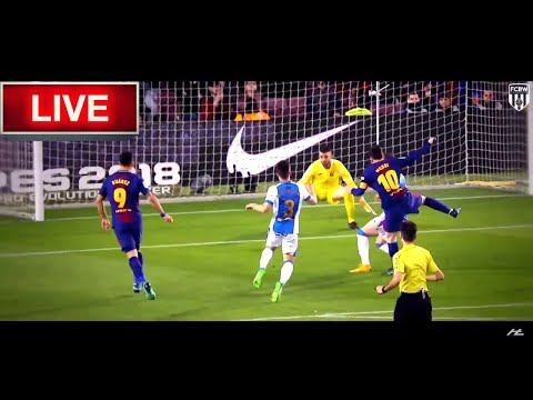 Live Football: Barcelona VS Real Madrid Live Stream Watch Online Free | La Liga 2018