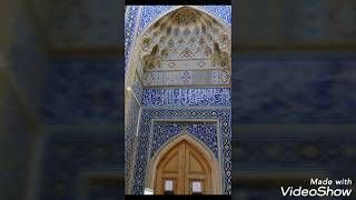 JAME MOSQUE . ISFAHAN. 2017