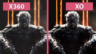 Call of Duty Black Ops 3 Last vs. Current-Gen Xbox 360 vs. Xbox One Graphics Comparison
