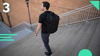 How To Choose The Best Travel Backpack | Part 3: Function | The Right One Bag Carry-On Pack For You