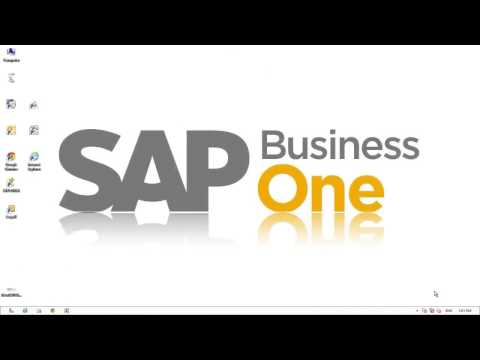 Sales Opportunities - SAP Business One