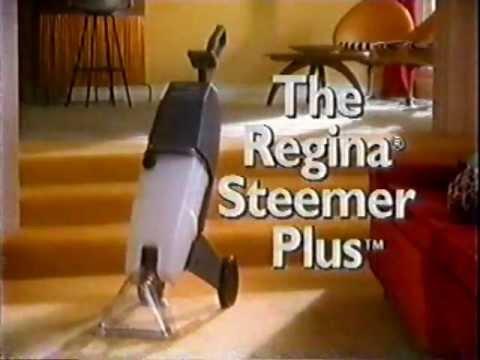 1993 Regina Steemer Plus Commercial Youtube