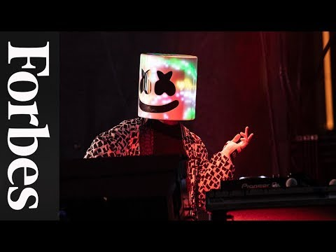 Marshmello and Whitney Wolfe Herd Headline Day 2 of Under 30 | Forbes Mp3