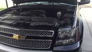 LED headlight bulb replacement for 2011 Chevy Suburban