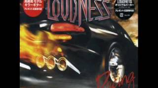 From the 2004 album Racing by Japanese Heavy Metal Band Loudness. A...