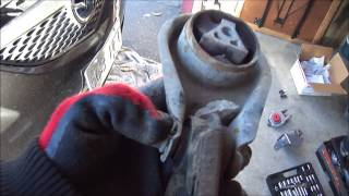 How to change mazda 3 passanger side ...