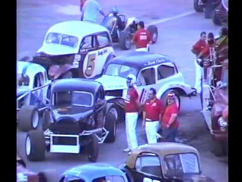 RIVERSIDE PARK SPEEDWAY-7-8-89 From the KGM Video Archives