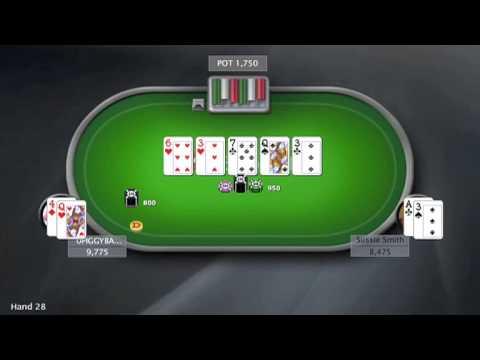WCOOP 2013: Event 44 - $10,300 Heads-Up High Roller - PokerStars.com