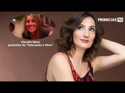 Claudia Bono: Sebastián Ortega me dijo desubicada, mediocre y que nunca más voy a trabajar con ellos