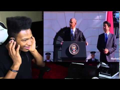 OBAMA Tells Japan's Prime Minister That Us Cool Kids Love KARAOKE, MANGA, and ANIME!   YouTube