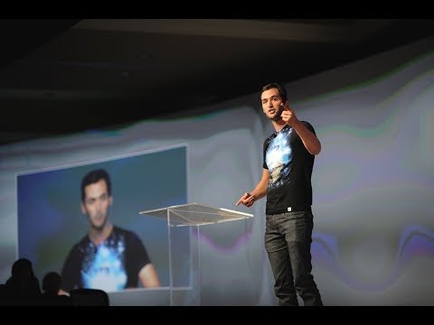 THE FUTURE OF AWE: Jason Silva on Artificial Intelligence, Biotech, and Singularity