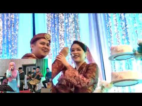 Jamilah Music di Majlis Kahwin Fuad & Jessica