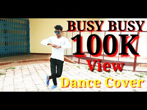 BUSY BUSY DANCE VIDEO || NEHA PANDEY SONG ||