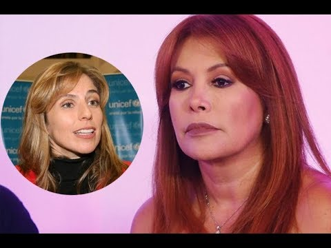 Magaly Medina revela cómo fue increpada por la madre de Bárbara Cayo