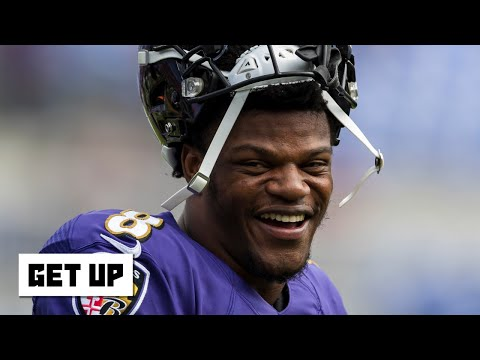 Lamar Jackson leads Ravens to No. 1 seed after win vs. the Browns | Get Up