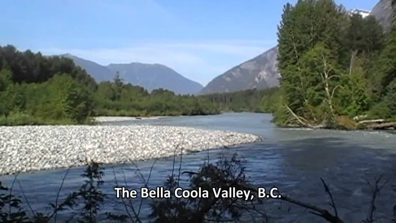 The Ferry To Bella Coola And The Bella Coola Valley Bc