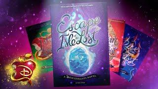 Escape from the Isle of the Lost | Disney Descendants