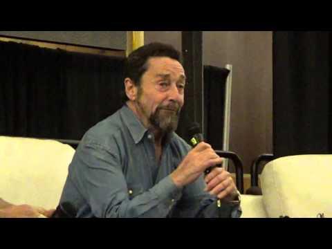 Frank Welker Peter Cullen panel at Rhode Island Con 2015