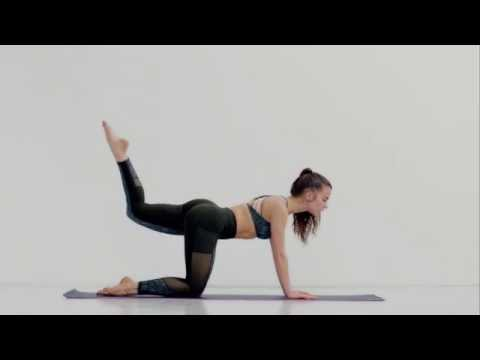 Ballet Based Workout (Butt Edition): Complete Workout