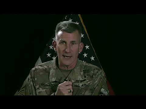 Resolute Support Commander Updates Reporters on Afghanistan Operations