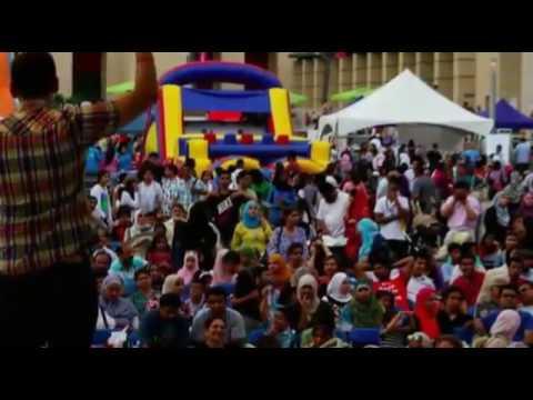 Muslim Fest 2016 Mississauga Canada   Deen Squad