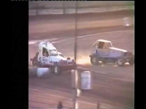 BriSCA Formula 1 Long Eaton May 12th 1984