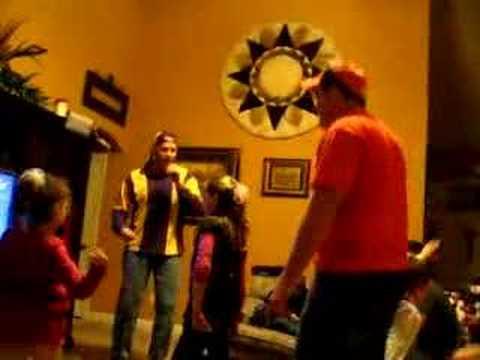 Pettit Family Karaoke