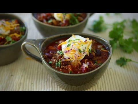 How To Make Quick Chili | Ground Beef Recipes | Allrecipes.com