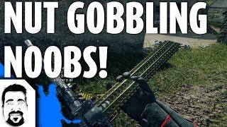 BATTLEFIELD 1 - NUT GOBBLING NOOBS!