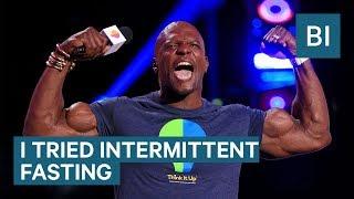 I Tried Intermittent Fasting, But I