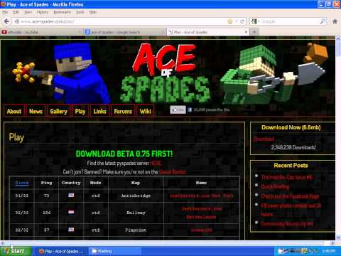 How to download Ace Of Spades for FREE!