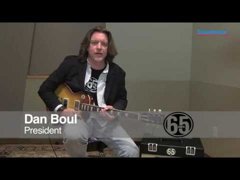 65amps Lil' Elvis Tube Amplifier Demo at GearFest '13 - Sweetwater Sound