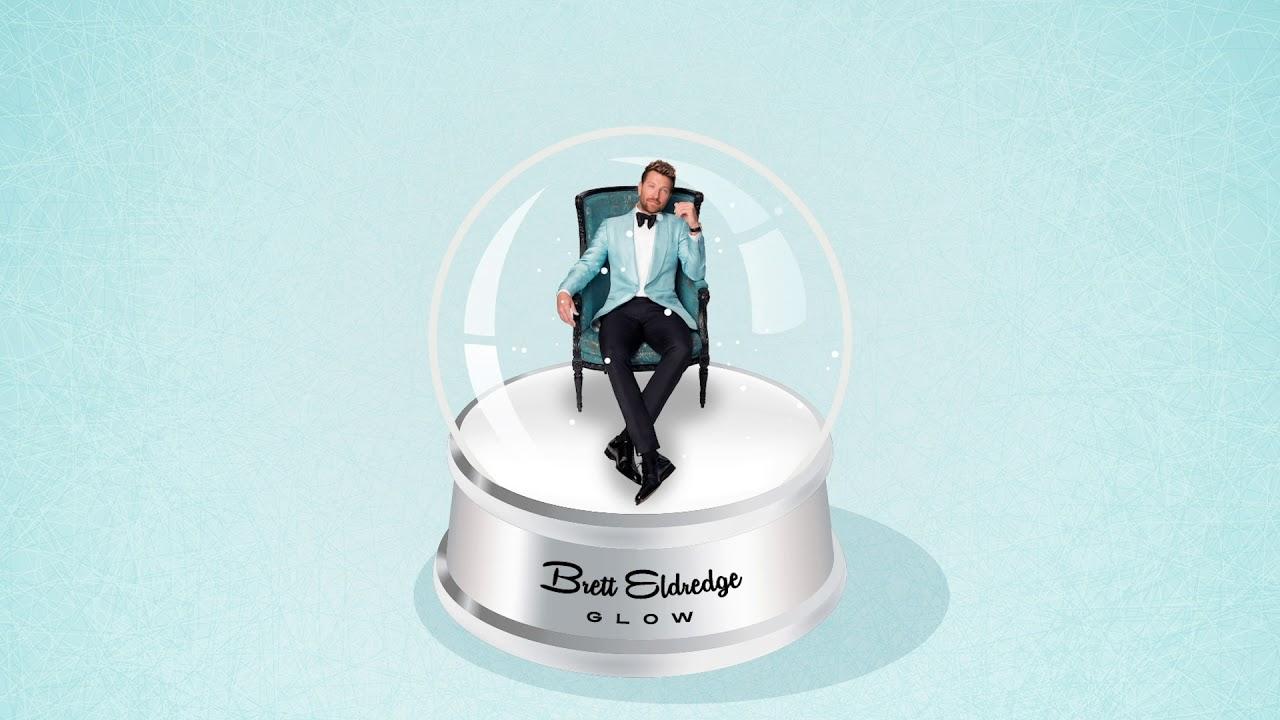"""Brett Eldredge — """"Silver Bells"""" (Visualizer)"""