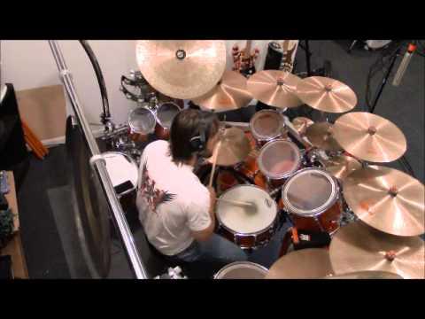 Van Halen- Runnin' with the Devil- Drum Cover