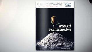 Revista Alfa Omega TV Magazin 10.5 - Speranta pentru Romania (sep-oct 2020)