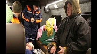 На Ямале семья из 5 человек застряла в тундре в лютый мороз