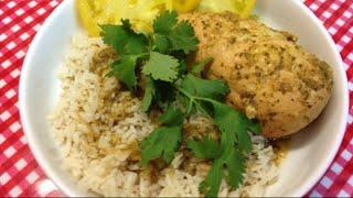 Pressure Cooker Chicken Salsa Verde Recipe ~ Noreen's Kitchen