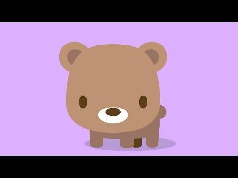3 Little Bears | Kids' Songs