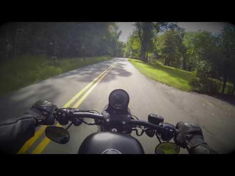 Ride through Great Falls Virginia