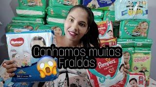 PRESENTES CHÁ DE FRALDAS l KIMBERLY FIALHO