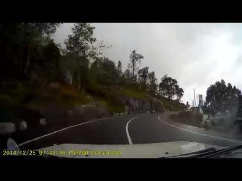 Dashcam Time Lapse 02 [1080p HD]