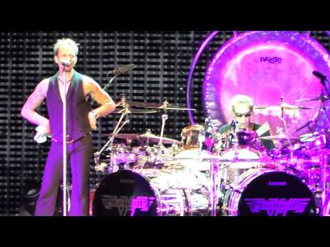 Van Halen - Full Show, Live At The Jiffy Lube Live Pavilion In Bristow Va. On 8/29/15
