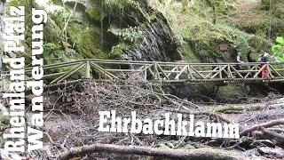 Ehrbachklamm Wanderung Traumschleife Saar-Hunsrück-Steig
