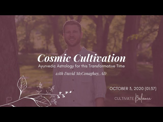 VIDEO: Cosmic Cultivation - About the Three Essential Attributes of Existence and the Bipolar Zodiac