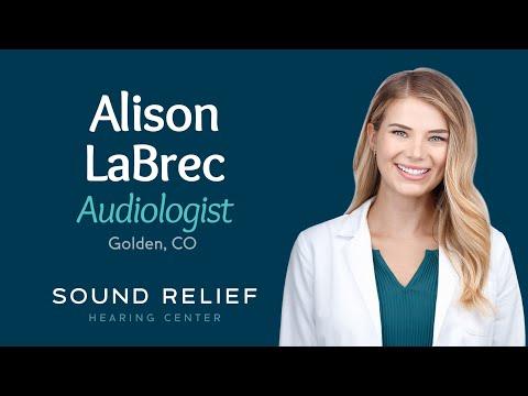 Dr. Alison LaBrec, Au.D. - Sound Relief Hearing Center
