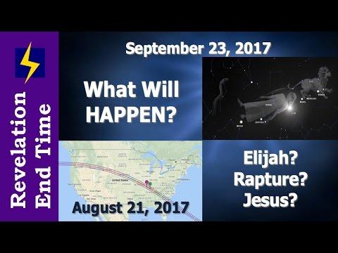 September 23, 2017?  What will happen?